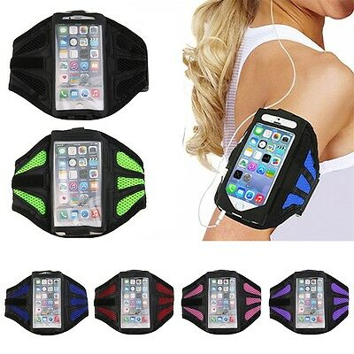 Sports Running Jogging Gym Armband Arm Band Case Cover Holder for iPhone 6 AU