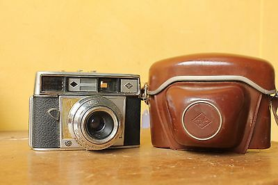 Vintage Agfa Super Silette Automatic Made in Germany.