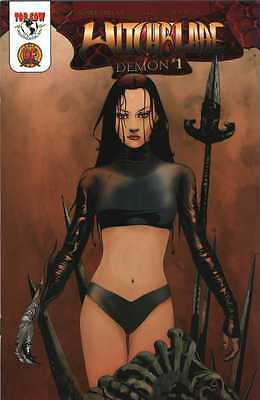 Dynamic Forces Top Cow Comics Witchblade Demon #1 Variant Edition #3069/5000 Df