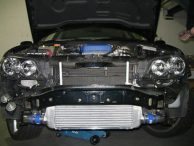 HDi GT2 SPEC intercooler kit for Ford XR6 BF  TYPHOON F6 free shipping*2009