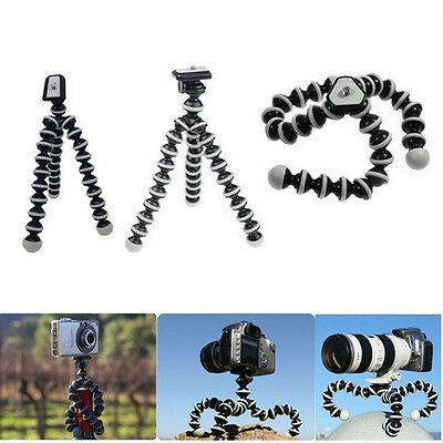 Portable Octopus Flexible Tripod Stand Gorillapod For Camera Digital DV Canon