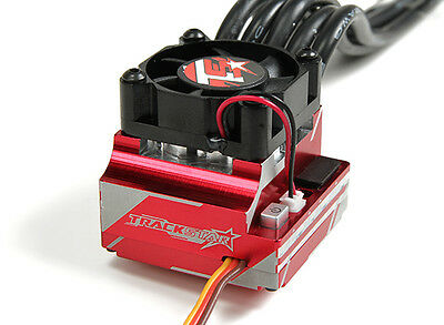 RC Trackstar Brushless Turbo 120A ESC V2