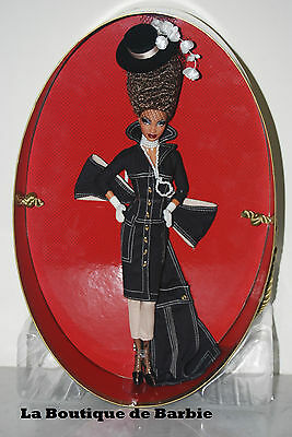 Pepper Barbie Doll, Byron Lars The Chapeaux Collection, L9601, 2008, Nrfb