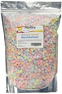 Medley Hills Farm Cereal Charms Marshmallows 1 New