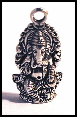 Ganesh Tibetan Silver Pendant jewellery necklace charm
