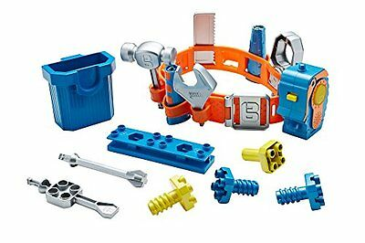 Fisher-Price Bob the Builder Talking Tool Belt Includes Tools - NEW! - NO TAX!