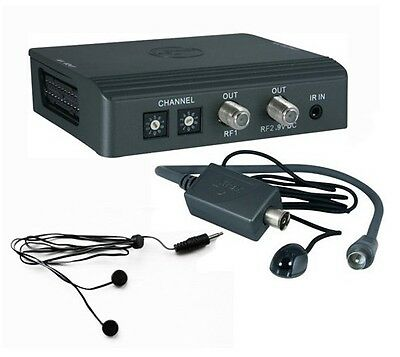 Triax Tri-Link Kit & Modulator - View & Control Freesat / FTA / Sky
