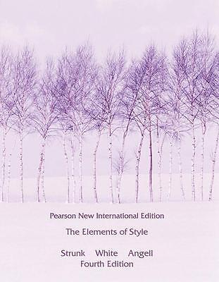 The Elements of Style William I. Strunk