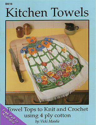 NEW Kitchen Towels by Vicki Moodie