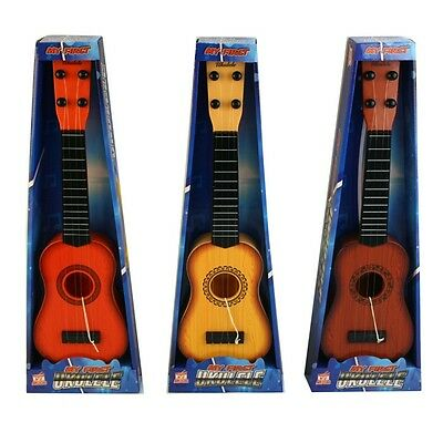 Beginners Ukulele Uke Soprano Musical Instrument Guitar 4 String For Kids 3+