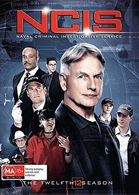 NCIS - COMPLETE SEASON 12 -  DVD - Official PAL UK Compatible - sealed