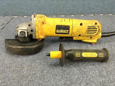 "DeWalt D28402N 4-1/2"" (115mm) Heavy-Duty Small Angle Grinder; 11000 RPM  #79644"