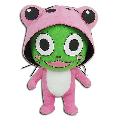 "Great Eastern GE-52934 Fairy Tail 8"" Frosch Exceed Stuffed Plush Doll Toy"