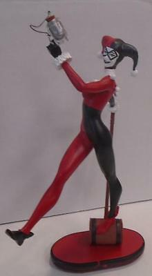Harley Quinn Cover Girl 2nd Edition Statue (2016) DC Collectibles New