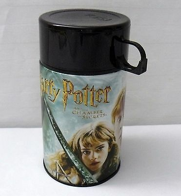 Neca Harry Potter Chamber Of Secrets Thermos Soup Hot Cold