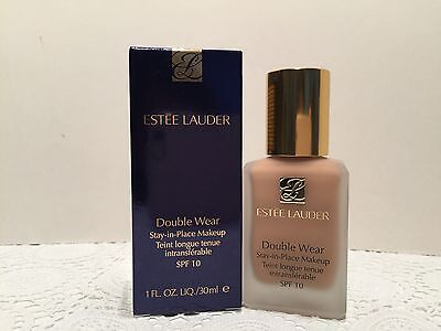 Estee Lauder Double Wear Stay-in-Place Makeup Foundation SPF10 ~ 3C2 Pebble~ NIB
