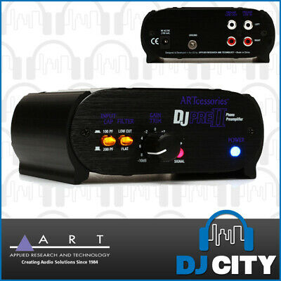 ART Pro Audio DJ Pre 2 Phono Preamp
