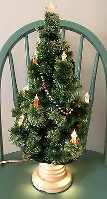 Artificial Trees Christmas Vintage Pre 1946 Holiday
