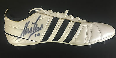 Alessandro Del Piero Signed Juventus Italy Football Legend Boot
