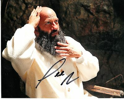 Lee Arenberg Signed Once Upon A Time Photo Tv