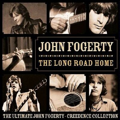 JOHN FOGERTY - The Long Road home(2005)-Bad Moon Rising-New AND Sealed