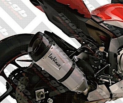Yamaha R1 2015 Leovince Latest Factory 's' Stainless Slip-On Exhaust*in Stock