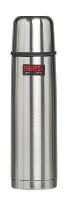 THERMOS Light & Compact Isolierflasche / Thermosflasche Edelstahl 0,75 ltr.  NEU