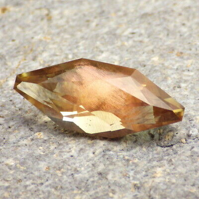 GREEN GOLD SCHILLER OREGON SUNSTONE 13.04Ct FLAWLESS-LARGE-FOR TOP JEWELRY!