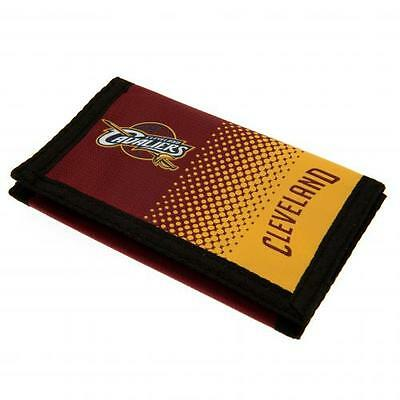 Official Cleveland Cavaliers Nylon Wallet NBA Basketball Sports Team