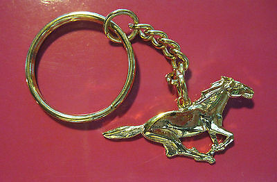 MUSTANG  HORSE  -  keychain , key chain GIFT BOXED