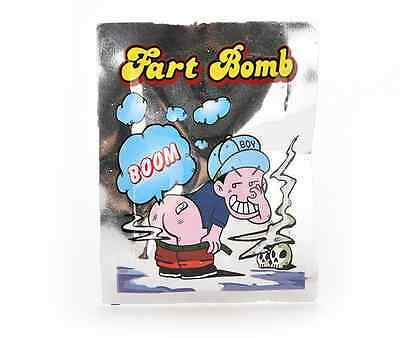Stink Bombs Pack of 3 Smelly Bomb Fart School Prank Funny Smell Rotten Eggs Joke