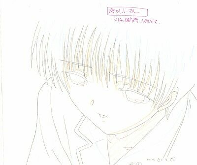 Anime Genga not Cel Chobits #71