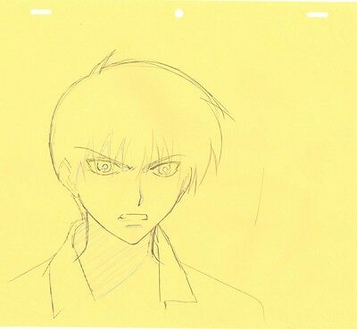 Anime Genga not Cel Fruits Basket  #35