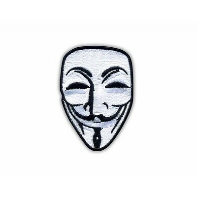 Anonymous - Guy Fawkes PATCH/BADGE
