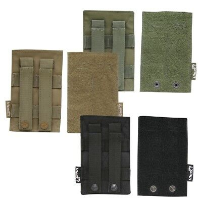 Viper Tactical Velcro ID Adjuster Sizing MOLLE Panels 2 Pack Airsoft Webbing New