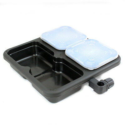 Match Station Modbox Add On Universal Bait Side Tray With Detachable Maggot Box