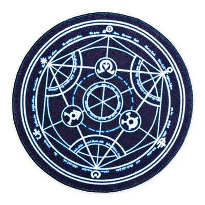 Loot Anime Fullmetal Alchemist Brotherhood Transmutation Rug Qmx - UNITY May 16
