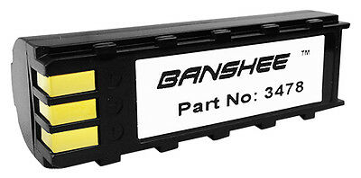 Barcode Scanner Battery Fits Symbol LS3478, DS3478, LS3578 FAST USA SHIP