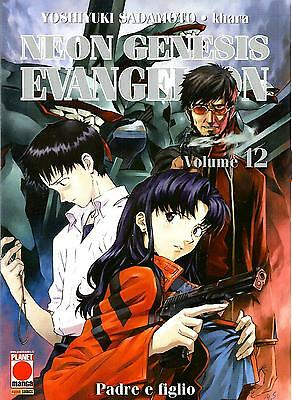Neon Genesis Evangelion New Collection N. 12 Ed. Planet Manga