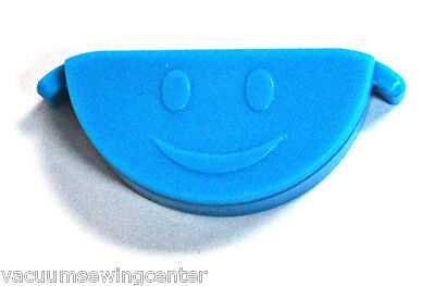 Smiley Magnetic Sewing Machine Seam Guide Blue