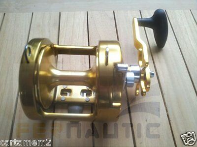 Carrete Pesca Tica Sea Wave Sw568V-H  Envio Urgente Big Game,Currican