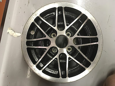 "Cosmic UK alloy wheel, 13x5.5 13x 5 1/2, 4x4"". 2 available."