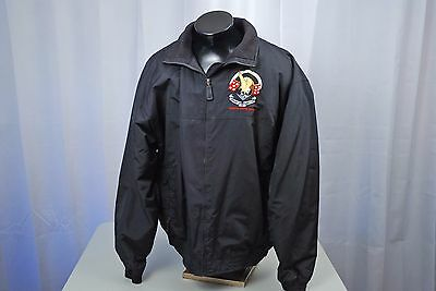 Original 2000 Band Of Brothers Cast & Crew Jacket – Large Size & Mint!