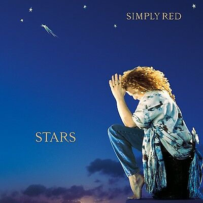 Simply Red - Stars -  New 25th Anniversary Vinyl LP