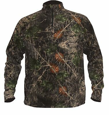HART - Thermo-Langarm-Fleece INLINER-XT - forest - XHINF
