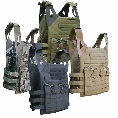 Viper Tactical Lazer Special Ops Plate Carrier Airsoft Military Army Webbing Rig