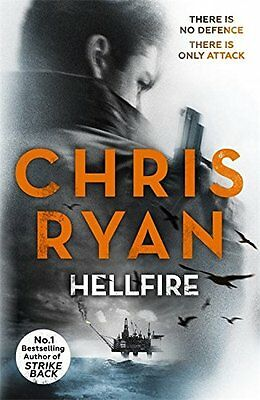 Chris Ryan ___ Hellfire ___ Brand New __ Freepost Uk