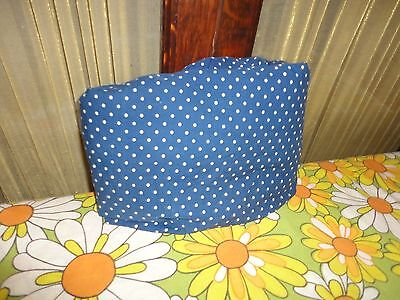 Circo Blue & White Small Polka Dots Fitted Crib Sheet 100% Cotton Baby