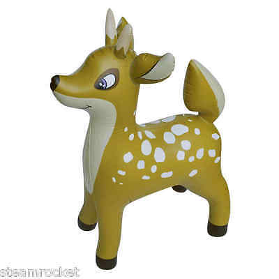 "INFLATABLE DEER - Jet Creations - 3ft TALL - (36"" x 24"" x 12"")"