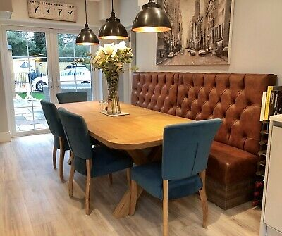 Fitted Banquette Seating, Cheste, Booth, Restaurant, Bespoke, £85 Per Foot